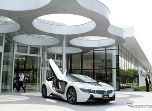 BMW、お台場に体験型ショールーム「BMW GROUP TOKYO BAY」がグランドオープン 画像