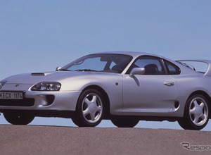スープラ 後継車、BMWエンジンにトヨタのハイブリッド技術導入か 画像