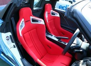 2シーター専用フルバケットシート「A.i.R」、ブリッドから発売 画像