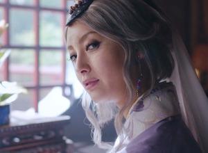 """菜々緒、au三太郎シリーズで""""ドS乙姫""""に!「何みてんだよ」 画像"""