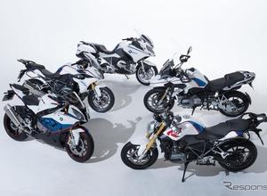 """""""オヤジバイカー""""に朗報…BMW 100周年モデルがカッコいい 画像"""