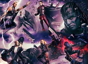 【新作映画】『X-MEN』シリーズ最新作、最新フォト15点&予告編 画像