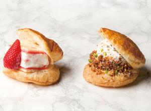 【新作スイーツ】期間限定、チーズケーキがパイの中に!「リトル・パイ・ファクトリー」広尾店にて。 画像