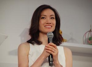荒川静香、イベントで「夢を見ることの大切さ」語る 画像
