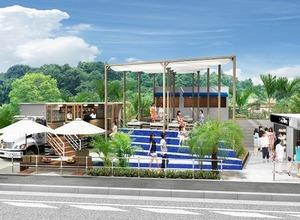 鎌倉・稲村ケ崎に大人のビーチハウスが期間限定オープン 画像