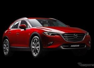 マツダ CX-4が好調、中国市場で受注1万台超え...発売1か月 画像