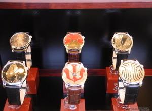 ウルトラマン×越前蒔絵…日本文化の代表が腕時計でコラボ 画像