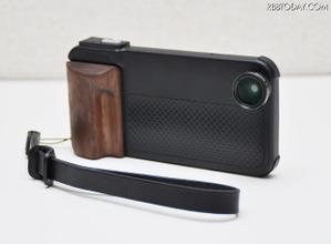 iPhone6/6sのカメラを強化!フィーリングで写真が撮れるスマホケース発売 画像