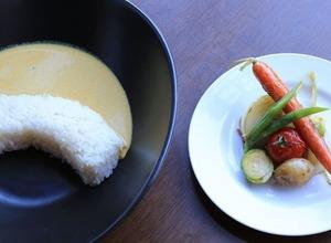 東京ミッドタウン期間限定、ダムを模したあの「ダムカレー」が食べられる! 画像