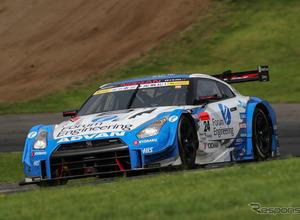 SUPER GT第4戦、近藤真彦監督のKONDOレーシング佐々木&柳田 GT-RがGT500決勝を制す 画像