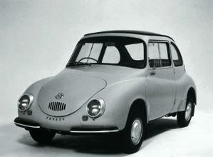 名車スバル 360、「てんとう虫」が機械遺産に認定! 画像