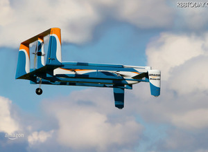 Amazonのドローン宅配、英国郊外でいよいよ飛行テストが可能に! 画像