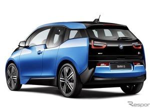 BMW、i3改良新型の予約が欧州で既に5000台に達する勢い 画像