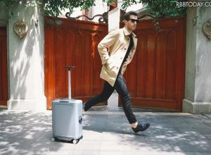 これが未来のスーツケース!?持ち主を自動追従し、スマホで管理OK 画像