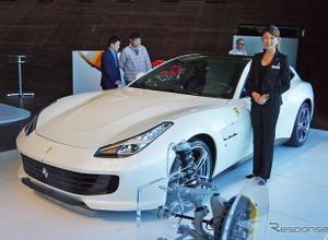 超高級車を見て、触って楽しめる!輸入車販売ニコルが横浜でモーターショー 画像