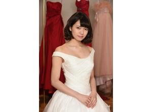 二階堂ふみ、7月新日曜ドラマで初のウエディングドレス姿披露! 画像