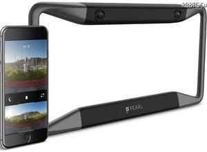 スマホと連携可能な自動車用バックモニター!Apple元従業員らが開発 画像