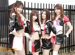 【レースクィーン】スーパー耐久シリーズ『BRP★フューチャーズ』 画像