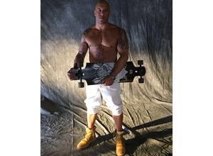 ヴィン・ディーゼルがFacebookで「いいね!」を1億ゲットした最初の俳優に! 画像