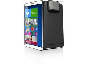 ファブレットが進化する!AndroidとWindows OSを搭載、プロジェクター内蔵モデル登場! 画像