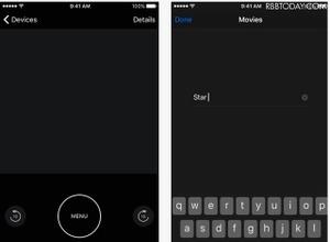 タッチジェスチャー機能付き、Apple TVリモコンアプリ「Apple TV Remote」リリース 画像