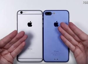 これがiPhone 7!?人気YouTuberが新色のモックアップを公開 画像