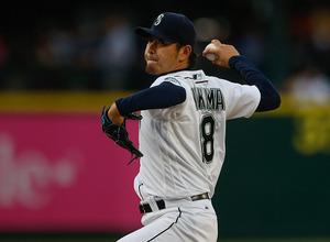 【メジャーリーグ】最多勝狙えるぞ!岩隈久志、8回途中無失点で12勝目 画像