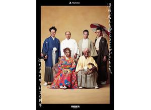 「バイオハザード」、20周年記念にゾンビたちが成人式! 画像