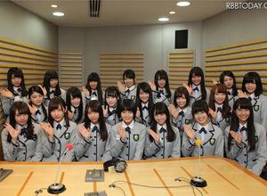 欅坂46、映像を360°VR配信!「オールナイトニッポン」生放送で新たな試み 画像