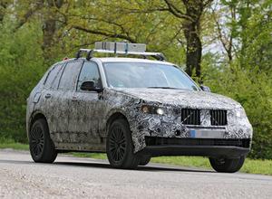 BMW X5次世代型、デビュー18年目のあっと驚く大変身!? 画像