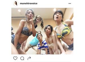 「めちゃイケ」女子メンバーが水着写真公開、スタイル高評価された以外な人は誰? 画像