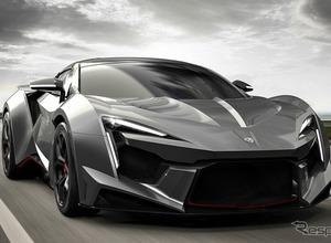 ドバイの魔物...900馬力のスーパーカー「フェニア」、米国席巻! 画像