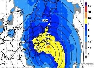 台風7号情報…空の便は今夕から、鉄道は17日始発から影響か 画像