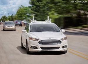 2021年...米フォードが挑む、ドライバー不要の自動運転車計画! 画像