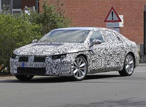 VWスポーツクーペGTE市販型、「CC」後継モデルとして9月にも登場か!? 画像