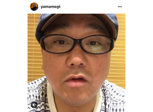 極楽・山本圭壱、インスタ開始にファン歓喜 画像