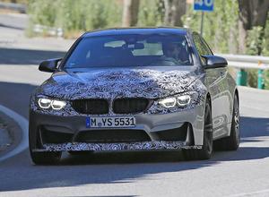 BMW M4改良新型、「GTS」エアロ移植で440馬力!? 画像