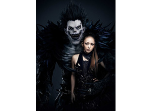 安室奈美恵、『デスノート』主題歌&劇中歌に!壮大なバラードで「真っ直ぐな想い」歌う 画像