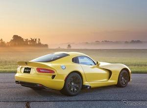 米国を代表するスポーツカー、ダッジ ・バイパーが生産終了へ...25年の歴史に幕 画像