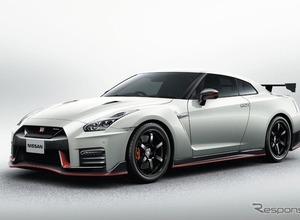 国産最高のダウンフォースを発揮!日産GT-R NISMO、2017モデルは超高速域での安定性で魅了する 画像