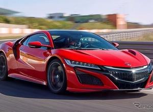 ホンダNSX新型、価格でも日本の頂点へ!フェラーリ&ランボにも迫る 画像