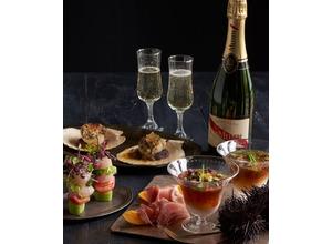 「キハチ 青山本店」、秋限定「シャンパンフリーフロープラン」が今年も開催! 画像