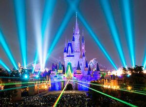【ディズニー】新年の幕開けはパークでお祝い!年越し特別営業の専用パスポート発売 画像