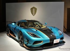 ケーニグセグ・ジャパン発足、スーパーカー市場をもっと開拓! 画像