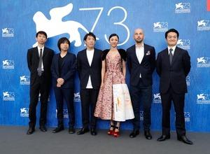 満島ひかり、初のベネチア映画祭で拍手喝采! 『愚行録』 画像