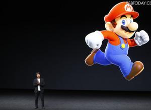 iPhone向けゲームにマリオが登場!完全新作の名は「スーパーマリオ ラン」 画像