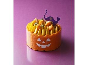 【新作スイーツ】「アンリ・シャルパンティエ」、ハロウィン限定の生ケーキが登場! 画像