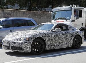 ついに現れた...トヨタ スープラ後継モデル、FT-1デザイン継承か! 画像