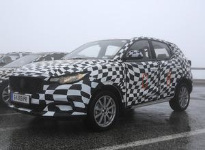 マツダCX-3そっくり!? MGから新型SUVが登場! 画像
