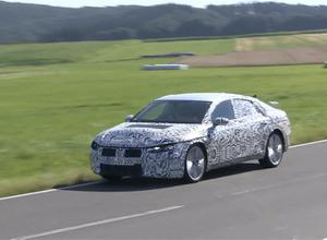【動画】VW CC後継モデル、誰よりも早くその走りを見てみる! 画像